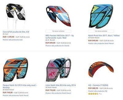 kites de amazon