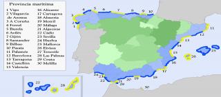 provincias-marítimas-litoral-España