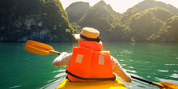 portada primeros pasos kayak
