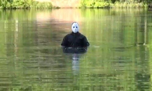 terror en lago