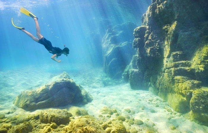 Consejo para hacer snorkel