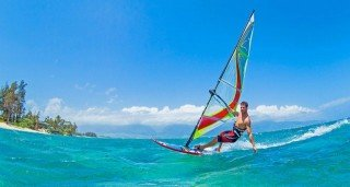 mejores lugares para practicar windsurf
