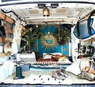 cosas que llevar en una furgoneta
