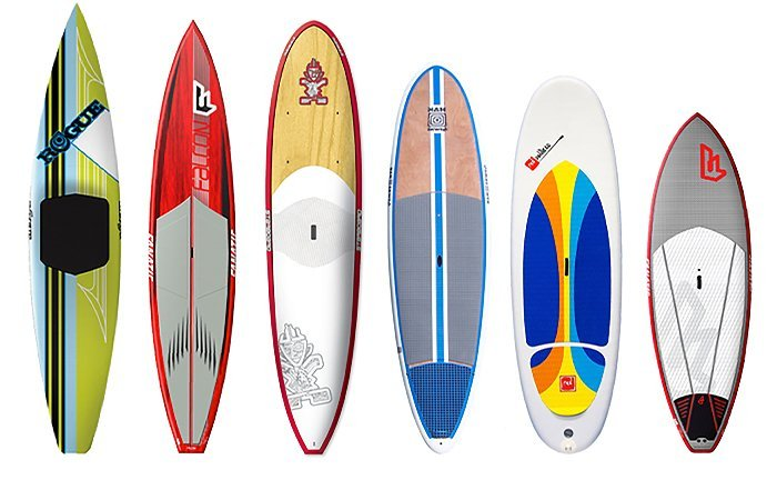 portada de paddle surf