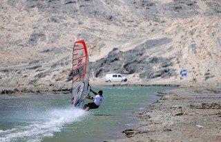 record velocidad windsurf