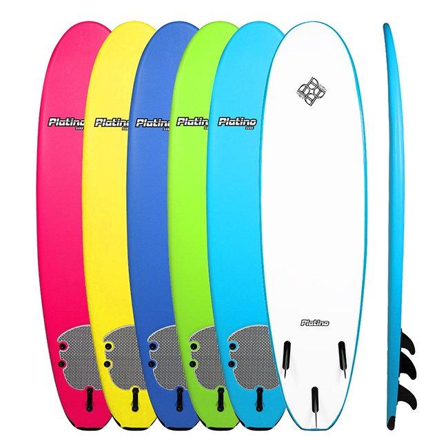 tablas de surf de espuma soft