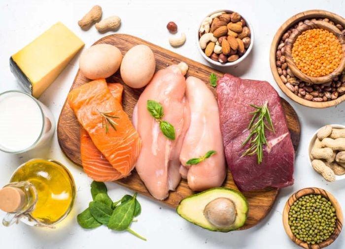 imagen de alimentos que no engordan