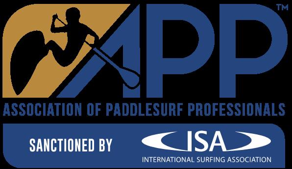 logo isa app world tour paddlesurf