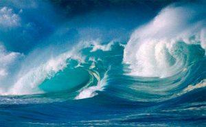 Todo tipo de olas